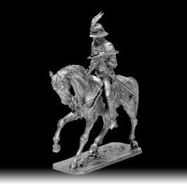 Средневековье конный арбалетчик