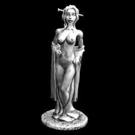 оловянная миниатюра