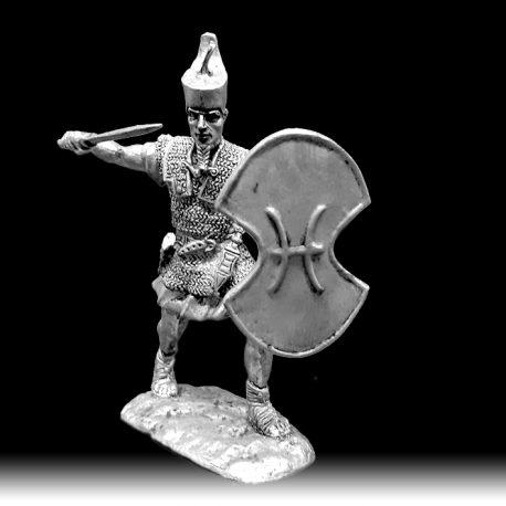 пехотинец древнего египта