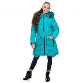 пальто зимнее подросток