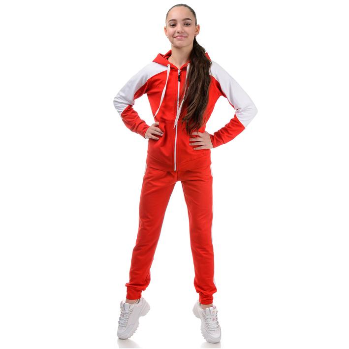 подростковый спортивный костюм