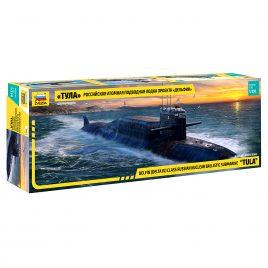 Сборная модель Атомная подводная лодка Тула