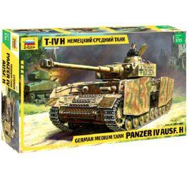 Масштабная модель Немецкий средний танк Т- IVH