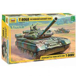 Масштабная модель Танк Т-80БВ