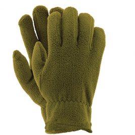 Перчатки флисовые Reis Олива