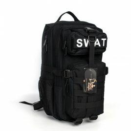 Тактический рюкзак Silver Knight SWAT черный